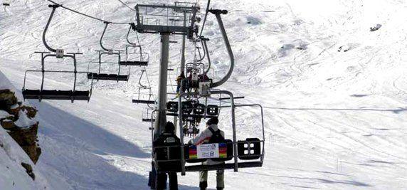 darbandsar ski resort , iran ski resort , iran ski tour , iran sport tour