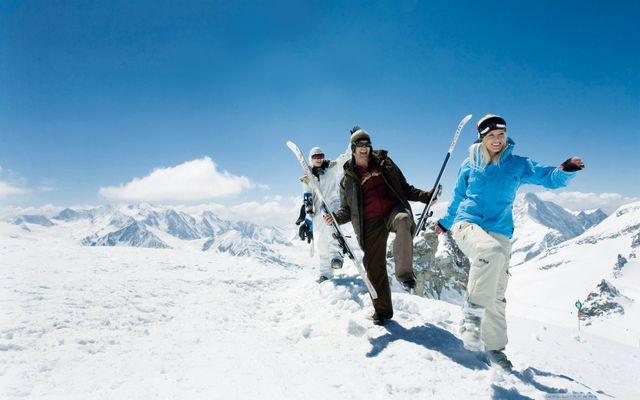 ski tour fun adventure hot spring iran exotic