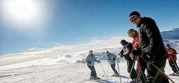tochal ski resort , iran ski resort , iran ski tour , iran sport tour