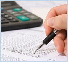 Tax returns - Waterlooville, Hampshire - Lacey & Co - Calculator