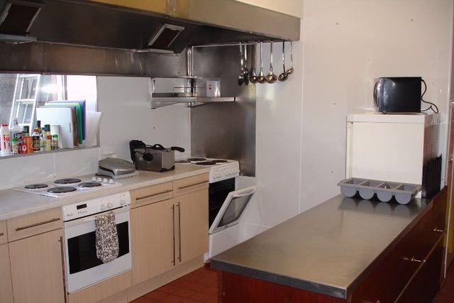 kitchen with ustensils