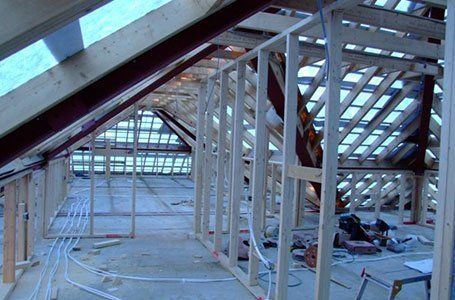 Comprehensive construction services