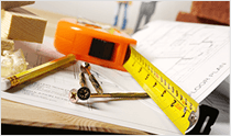 rilievo misure, infissi personalizzati, serramenti su misura