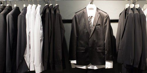 suit dry cleaning