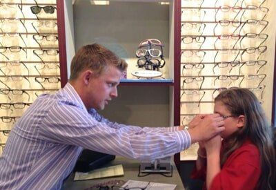 ef95927378f7 Certified Opticians — Opticians Examining Fitness of Glasses in Hattiesburg
