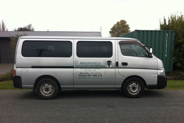 Broomfield Quality Stoppers in Christchurch