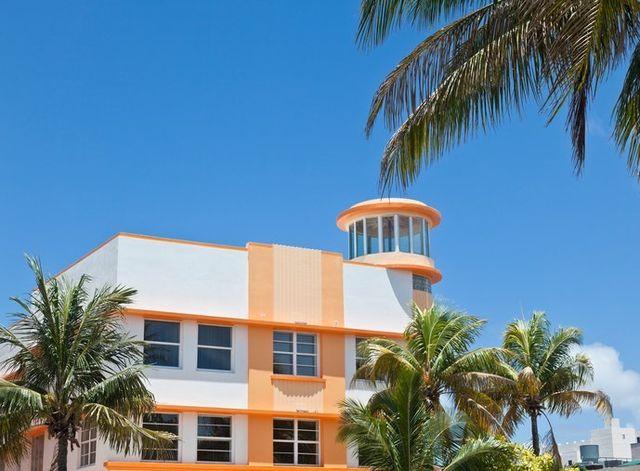 Art Deco Home Design Miami, FL
