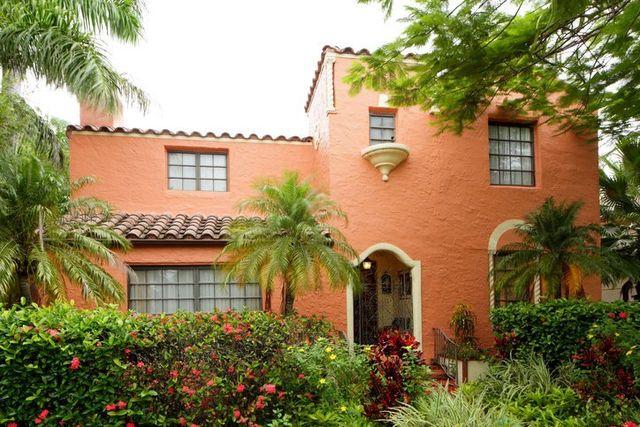 Mediterranean Home Design Miami, FL