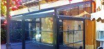 Lavorazioni su misura; teli di copertura su misura; teli; coperture; teli in pvc; coperture in PVC; ; cristal trasparente; tende verticali;