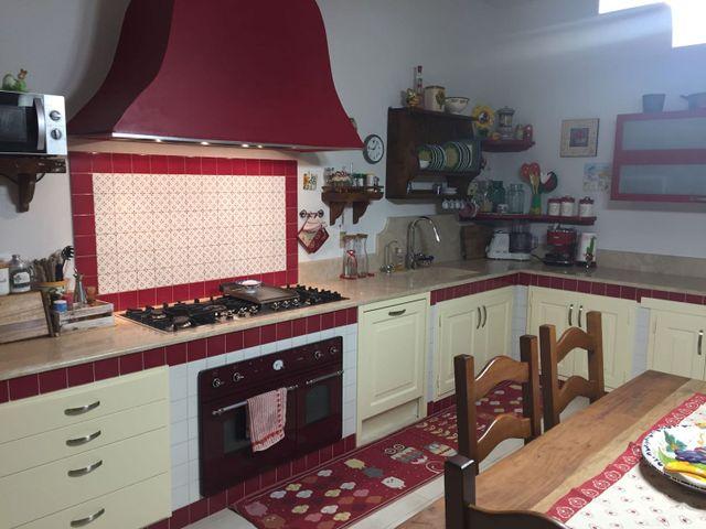 una bella cucina a Montespertoli