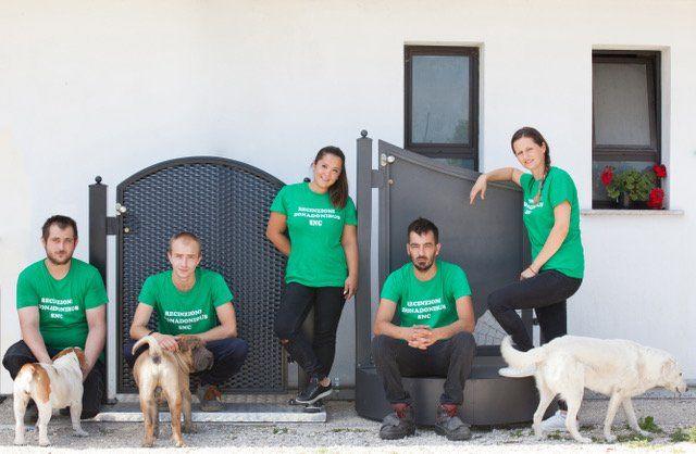 lo staff di recinzioni donadonibus snc