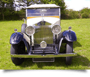 Wedding Car Hire Cornwall St Austell