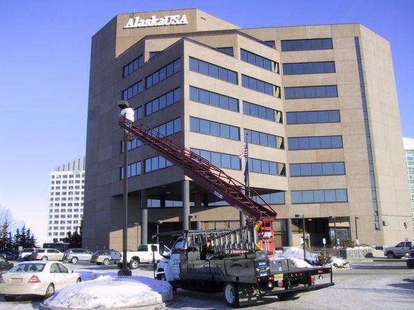 Alaska USA lighting maintenance