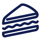 icona fetta di torta