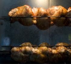Ovens for roast chicken restaurants