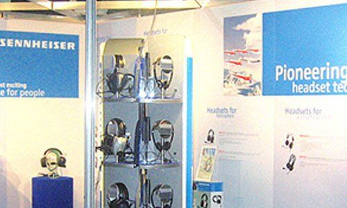 Exhibition Stand Builders Edinburgh : Platform events and exhibitions specialists in exhibition stand