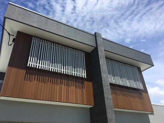 aluminium screens & lattice | gold coast | Nerang