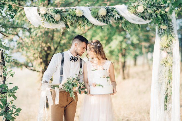 7 Essentials For The Perfect Outdoor Wedding
