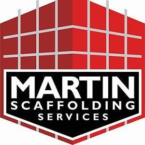 Martin Scaffolding Services Logo