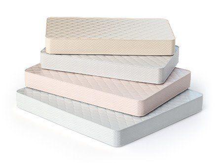 dei materassi di diverse dimensioni