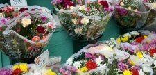 fiori per cerimonie, corone funebri, allestimenti floreali fieristici