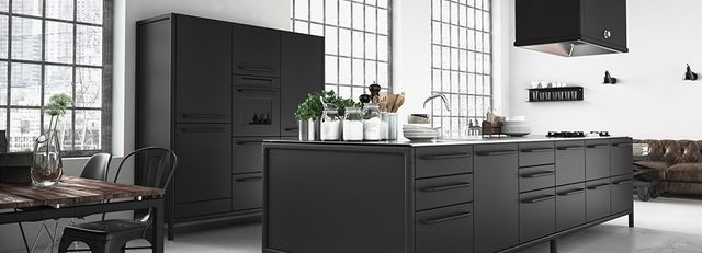 Come creare un open space funzionale arredando la tua cucina ...