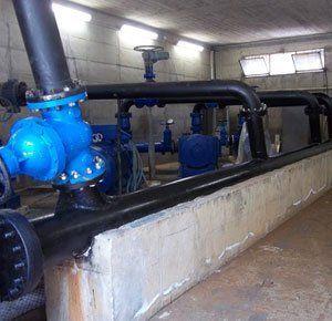 realizzazione gasdotti