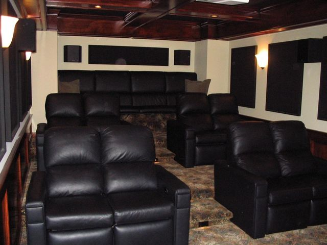 Home Theater Installation in Manchester NH - Securely Sound Inc.
