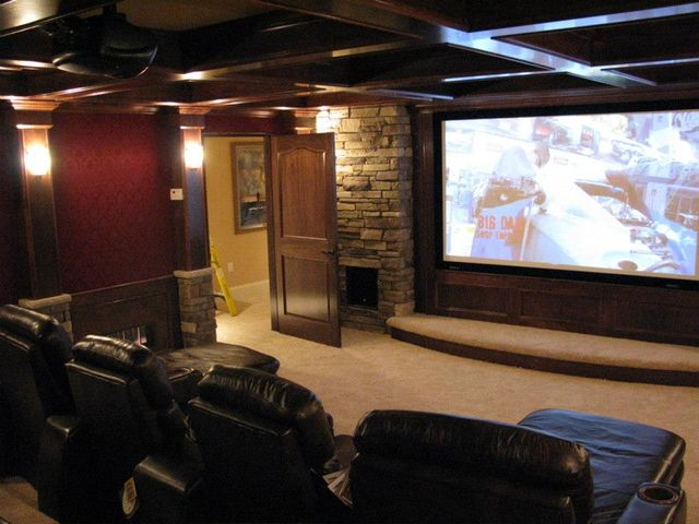 Home Theater Installation in Concord NH - Securely Sound Inc.