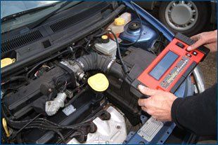 Car fault finding