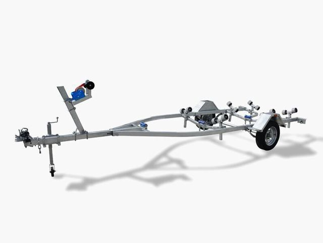 4 mtr roller boat
