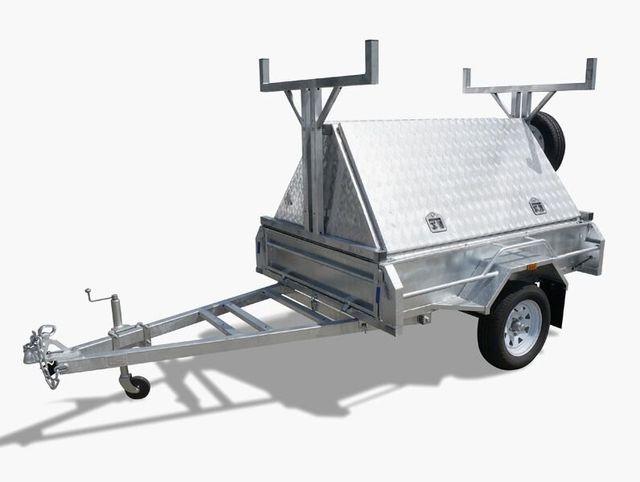 6x4 tradesmand trailer