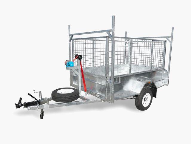 8x5 heavy duty trailer
