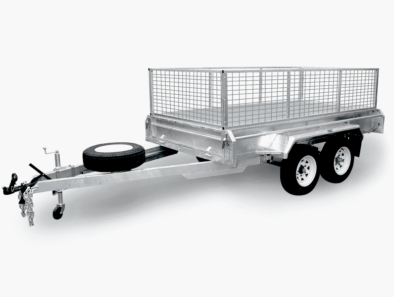 tandem trailer
