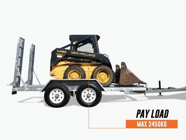14x7 plant trailer