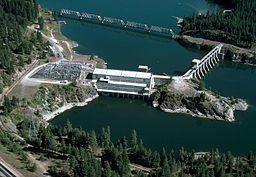 Albeni Falls Dam
