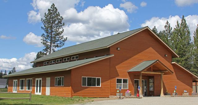 Blanchard Idaho Community Center
