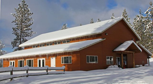 Blanchard Idaho Community Center