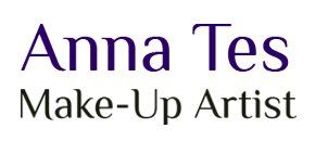Anna Tes Make-Up Artist Company Logo