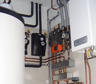 idraulica, termoidraulica, aspirazione polveri centralizzata