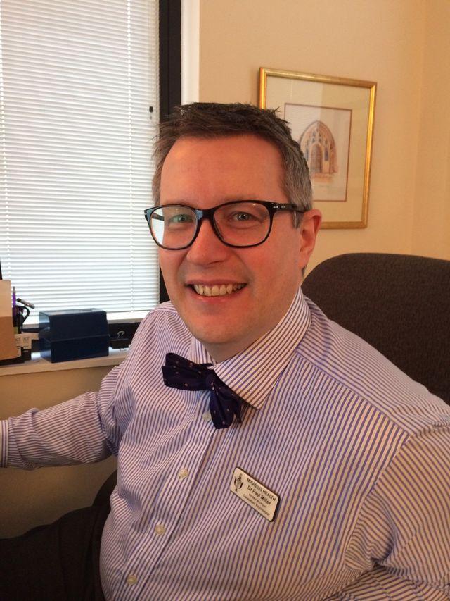 Dr Paul Miller