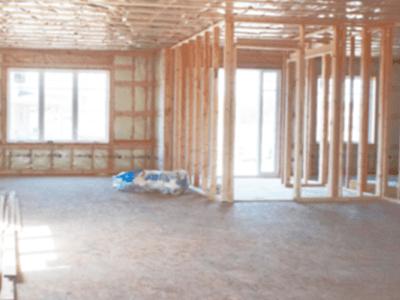 costruzione appartamento