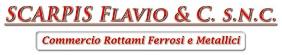 SCARPIS FLAVIO - ROTTAMI METALLICI TREVISO - LOGO
