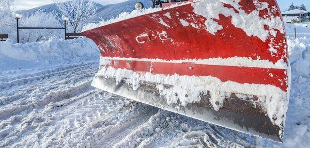 Snow Plows Buffalo & Hamburg, NY