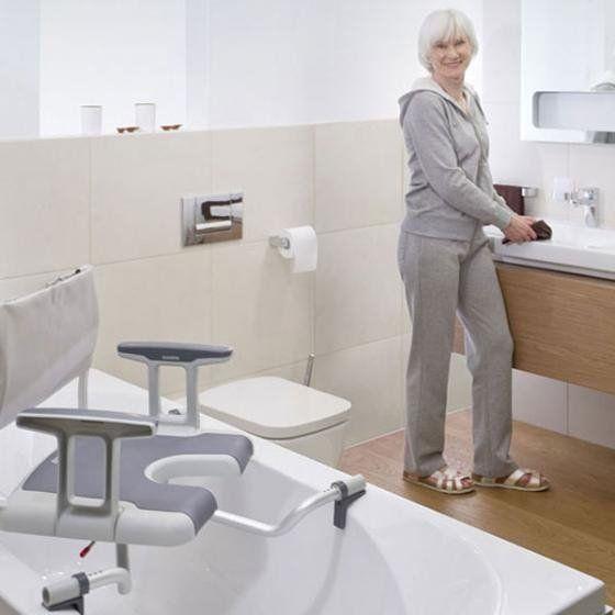 ausili disabili per il bagno