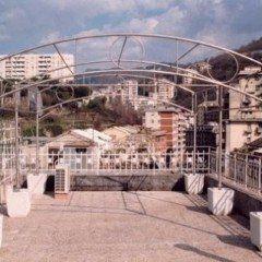 strutture metalliche per tende