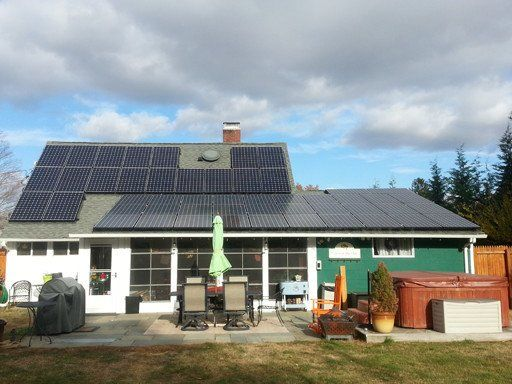 Solar Panel Installation in Levittown