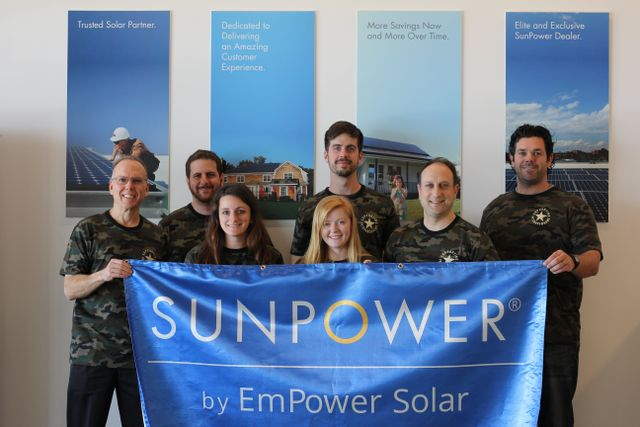 SunPower by EmPower Solar United Way Long Island