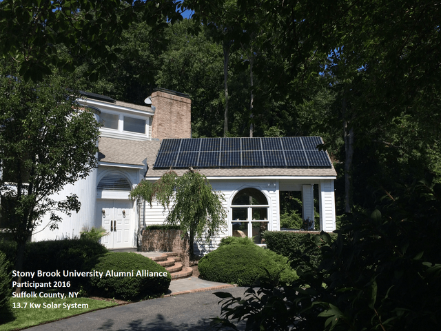 Stony Brook University Solar