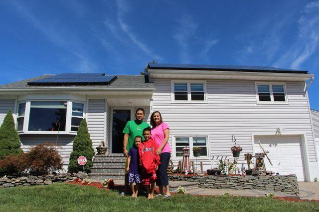 Solar Panel Installation in Wantagh
